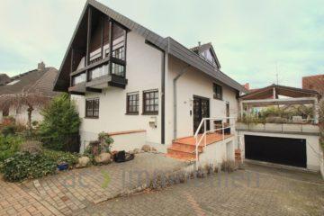 VERKAUFT – ac | Speyer-Süd – Großes & freistehendes Einfamilienhaus mit Tiefgarage in ruhiger Lage, 67346 Speyer, Einfamilienhaus