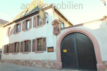VERKAUFT – ac | Historisches Weingut mit vielfältigen Nutzungs-und Lagermöglichkeiten in Maikammer, 67487 Maikammer, Einfamilienhaus
