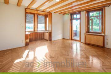 ac | Herrschaftliche 3,5 Zimmerwohnung im Fachwerkhaus in einzigartiger Lage am Rhein!, 67346 Speyer, Etagenwohnung