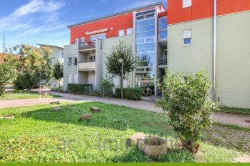 ac | Helle 3-Zimmer-Erdgeschosswohnung mit PKW-Stellplatz in Senioren-Residenz., 67117 Limburgerhof, Erdgeschosswohnung