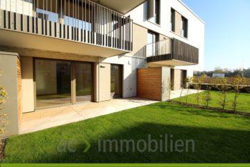 VERMIETET – ac | Erstbezug – Wohnen am Fluss – 2 Zimmer mit Rheinblick, 67346 Speyer, Etagenwohnung