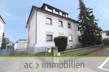 ac | 3 Familienhaus mit großem Grundstück in ruhiger & zentraler Lage von Speyer, 67346 Speyer, Mehrfamilienhaus
