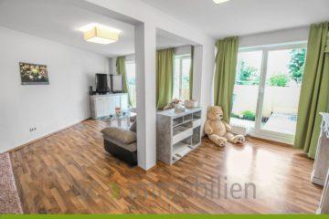 ac | Helle 2-Zimmerwohnung mit Tiefgaragenstellplatz und Terrasse in zentraler Lage!, 67346 Speyer, Erdgeschosswohnung