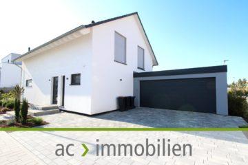 VERKAUFT – ac | Neuwertiges Einfamilienhaus Bj. 2016 mit vielen Extras im Neubaugebiet von Römerberg, 67354 Römerberg, Einfamilienhaus