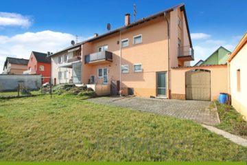 ac | Doppelhaushälfte mit Ausbaureserve und individueller Gestaltungsmöglichkeit, 67354 Römerberg, Doppelhaushälfte